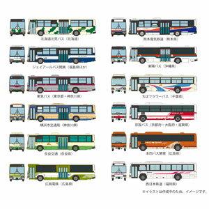 [鉄道模型]トミーテック (N) ザ・バスコレクション第25弾 【12個セット】 【税込】 [トミーテック バスコレ25ダン]【返品種別B】