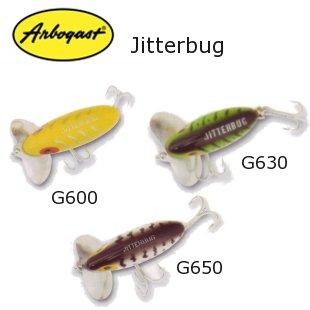 【予約】【取寄せ商品】ARBOGAST JitterBug アーボガスト ジッターバグ G650 ★新色★