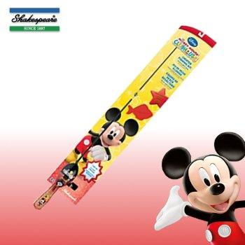 シェークスピア(Shakespeare) ディズニー ミッキーマウス(Mickey) 光る! フィッシングキット
