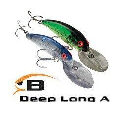 """【予約】【取寄せ商品】BOMBER ボーマー Deep Long""""A"""" ディープロングA B24A ☆新色登場☆"""