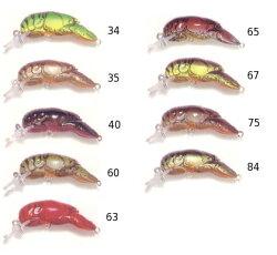 REBELレーベルWee-CrawfishウィークローフィッシュF76