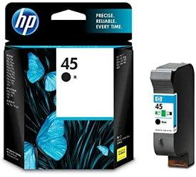 純正 HP 45 黒 51645AA#003 プリントカートリッジ HP純正インク[SEI]【ゆうパケット対応不可】
