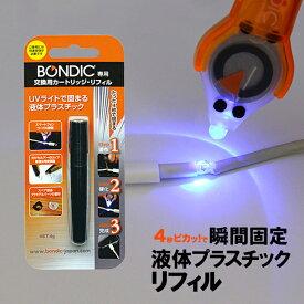 BONDIC(ボンディック) 液体プラスチック リフィル【ラッキーシール対応】