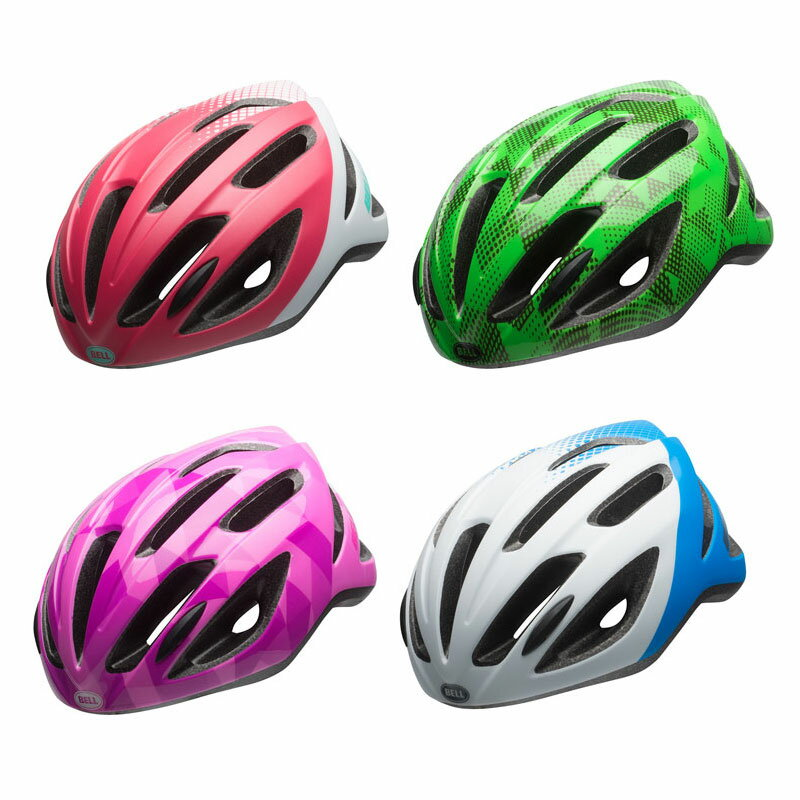 BELL CREST R JR クレストRジュニア ヘルメット/ ベル 自転車 子供用ヘルメット【PT_UP】