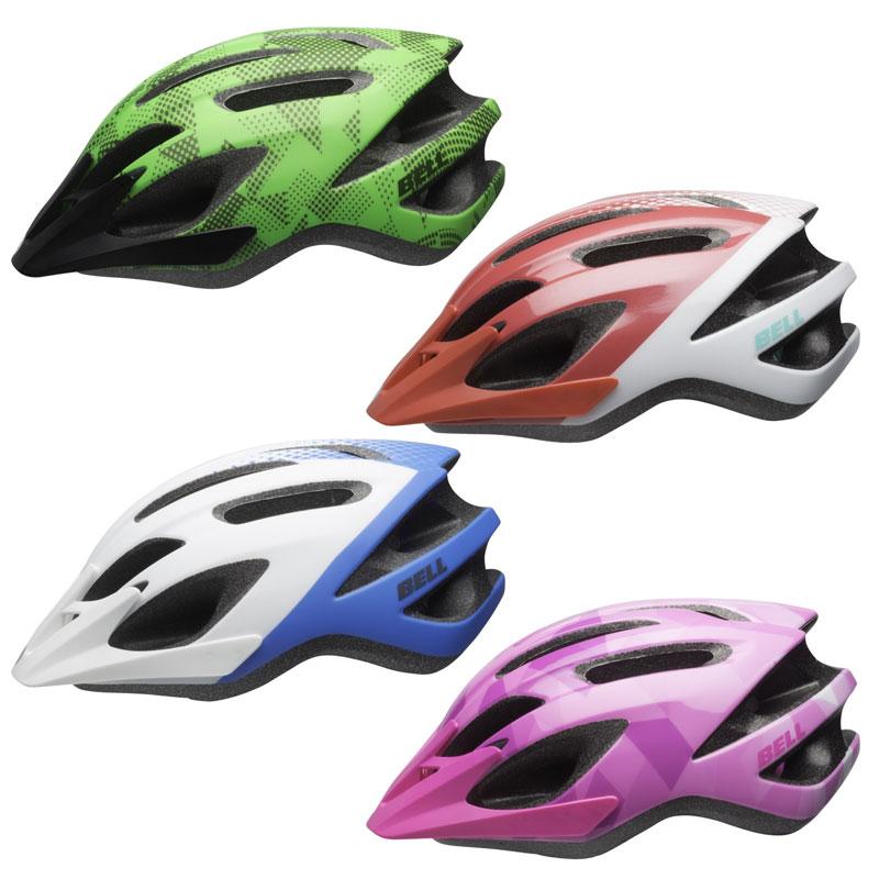 BELL CREST JR クレストジュニア ヘルメット/ ベル 自転車 子供用ヘルメット【PT_UP】
