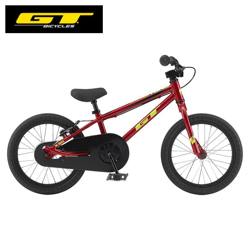 GT GRUNGE 16 グランジ16 ネオンイエロー 2017年 / ジーティー 幼児用自転車 【小サイズ】