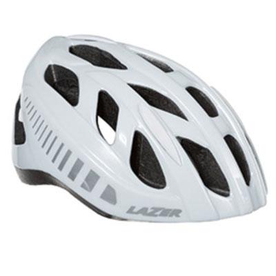 LAZER Motion モーション ホワイト / レーザー スポーツヘルメット 自転車パーツ