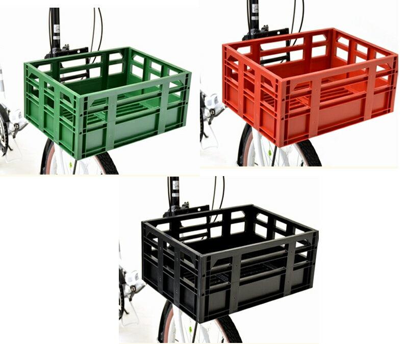 OGK SPB-001 コンテナバスケット/ 自転車 パーツ