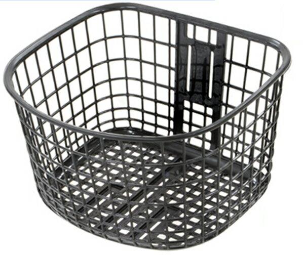 OGK 大容量まえ用バスケット FB‐053K / フロントバスケット 自転車パーツ