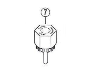 SHIMANO No7 ロックリング締付け工具 モデル:TL−LR15 [Y 12009230]/ シマノ 自転車 工具 (80)