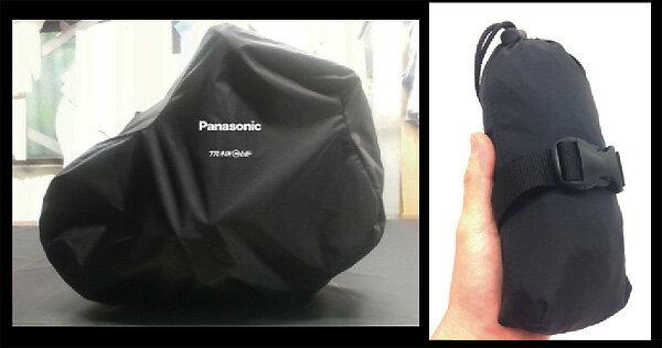 Panasonic トレンクル用超軽量オリジナル輪行バッグ