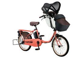パナソニック 電動自転車 子供乗せ 2021年モデル ギュット・クルーム・EX ELFE032A