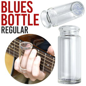 スライドバー ジムダンロップ BLUES BOTTLE SLIDE 272 (ガラス製 ブルースボトル)