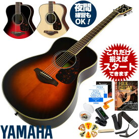 アコースティックギター 初心者セット ヤマハ アコギ YAMAHA FS830 ギター 初心者 12点 入門 セット