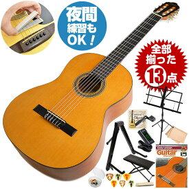 クラシックギター 初心者セット バレンシア VC204 13点 入門セット