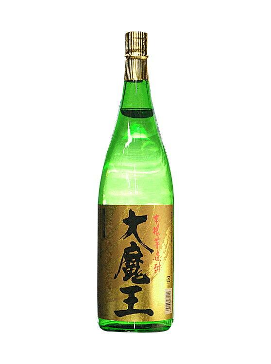 鹿児島県 濱田酒造 大魔王 芋焼酎 25度 芋焼酎(薩摩焼酎) 1800ml