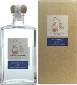 whisky滋賀県 長濱蒸溜所長濱ニューメイクNAGAHAMA DISTILLERY NEW MAKE 59【NON PEATED】SINGLE MALT WHISKYAlc 59% 500ml