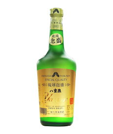 沖縄県 八重泉酒造 八重泉 グリーンボトル 泡盛 43度 720ml