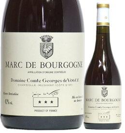 マール ド ブルゴーニュ 700ml 42度 コント ジョルジュ ド ヴォギュエ