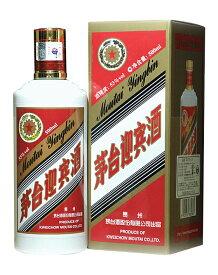 中国酒 茅台迎賓酒 53度 500ml 化粧箱入