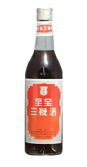 中国酒 至宝三鞭酒(ツー・バオ・サン・ビァン・ジュウ) 40度 500ml