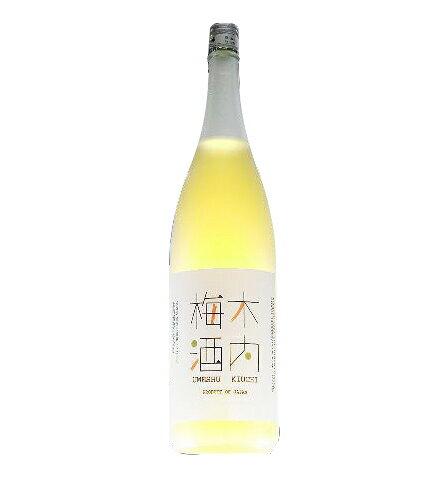 2009年第三回天満天神梅酒大会優勝茨城県 木内酒造 木内梅酒 1800ml