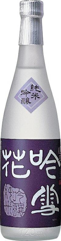 純米吟醸 道三 吟雪花 720ml【岐阜県】