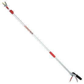 E−Value・強力剪定伸縮高枝切鋏2段3M・EGLP−5【代引き不可】