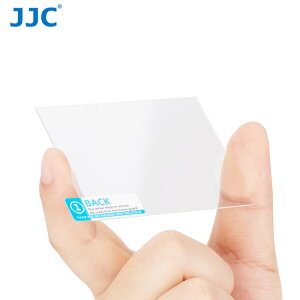 【Canon EOS 7DMARKII 適用】 JJC カメラ液晶保護フィルム 2枚セット 液晶保護ガラス 液晶プロテクター キャノン EOS 7D MARK II 適用 硬度9H 0.3mm薄型 防水 高透過率 キズ防止 クリーニングクロス付き