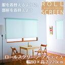 ロールスクリーン アルティス 80×220cm【代引き不可】
