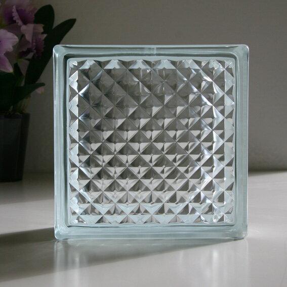 ガラスブロック クリアラティス / ガラスブロック ガラス ブロック 外壁 エクステリア ブックエンド
