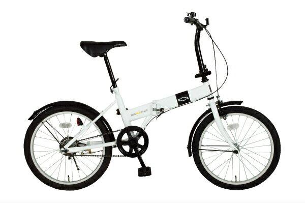 CHEVROLET FBD20R ホワイト【MG-CV20R】 / 自転車 サイクリング スポーツ 【代引不可】(北海道・沖縄・離島送料別途)