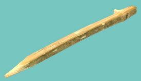 孟宗竹製芝用目串2000本 節付き15cm 芝用竹串 芝固定用