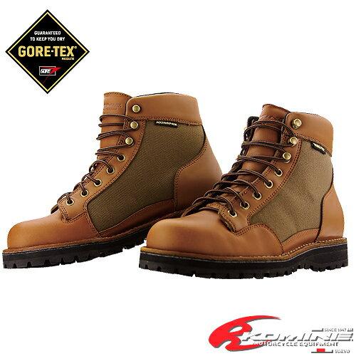 コミネ BK-065 GORE-TEX®ショートブーツ KOMINE 05-065 GORE-TEX SHORT BOOTS
