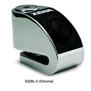 ディスクロックアラーム XZZ6L-C [クローム]
