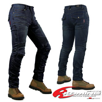 07-718 Komine PK -718 super fitting Kevlar denim jeans KOMINE Super Fit Kevlar Denim Jeans