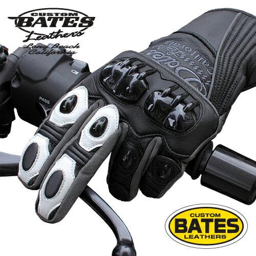 【サイズ交換不可】BATES BAG-W005SPL ウインターレザーグローブ バイク/グローブ/レザー/秋冬/スポーティー/メンズ/バイクウェア