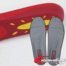 コミネ BK-208 ヒールサポートクッションインソール KOMINE 05-208 Heel Support Sports Insoles