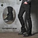 アグリーブロス フェザーベッド・ブラック201 uglyBROS MOTO PANTS FEATHERBED BLACK 201 アグリブロス バイクパンツ …