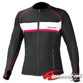 コミネ JK-075 プロテクティブジップインナージャケット KOMINE 07-075 Protective Zip Inner Jacket
