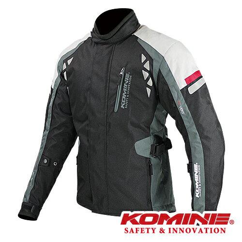 在庫限り 特価 JK-577 コミネ プロテクトウインタージャケット-スキピオ KOMINE 07-577 バイクジャケット