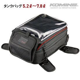 コミネ SA-214 ツーリングタンクバッグ KOMINE 09-214 バイク ナビゲーション タブレット ipad 地図