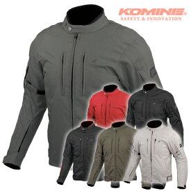 コミネ JK-603 プロテクトウィンタージャケット KOMINE 07-603 バイク 秋冬 防寒 CE規格パッド付 2020年モデル