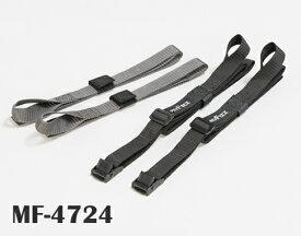 タナックス モトフィズ MF-4724 パワータイベルト(ブラック)TANAX MOTOFIZZ バイク ツーリング