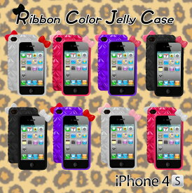 【iphone4s ケース】【iphone4 カバー】リボンデザインジェリーケース 88 【i-phone4s】【iphone4 4s】【アイフォン4s 】【iphone ケース】【iphone cover】【スマホケース】【アイフォン 】【アイフォン 4s】【ハローキティ】【GALAXY S2 LTE SC-03D】
