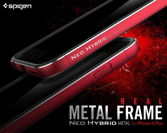 iPhone6s ケース SPIGEN SGP NEO HYBRID 正規品 バンパー スマホケース iphone6splus バンパー iphone6 iphone5s iphone 6 plusケース ブランド おしゃれな ネオハイブリッド アイフォン6s ケース
