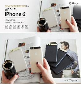 iFace 正規品 New Generation iPhone6S ケース iPhone6 ケース クリアケース 6S ケース 6 アイフォン6S アイフォン6 透明 薄い TPU かわいい スマホケース アイフェイス