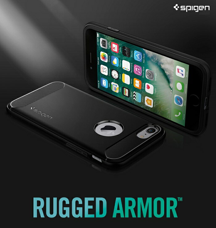 iphonex iphohe6 ケース 耐衝撃 iphone6s ケース iPhone7 iphone7 plus ケース iphone6splus アイフォン7 SGP Spigen Rugged Armoriphone6 plus iPhone5 iphone5s iphone se TPU ケース シュピゲン ラギッド アーマー iPhone X ケース
