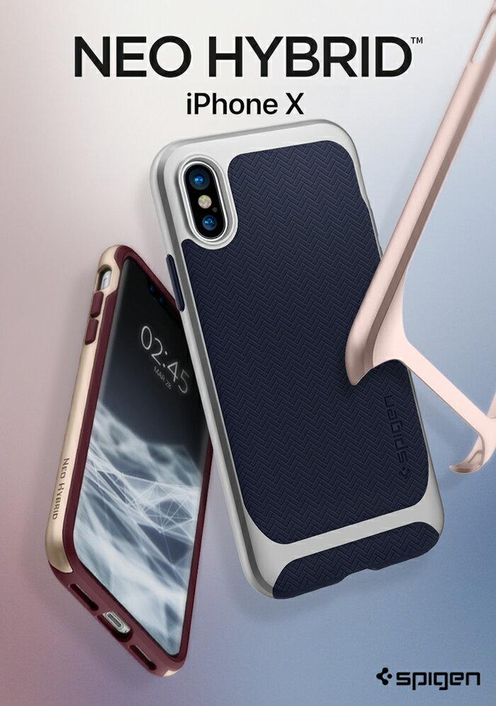 iPhone X ケース iPhone6 Plus iPhone6splus ケース iphonex カバー 耐衝撃 ガラスフィルム シュピゲン SPIGEN NEO HYBRID iPhone 6 アイフォンx ケース アイフォン6 プラス カバー スマホケース スマホ カバー スマホカバー スマートフォン シリコン ブランド 手帳型