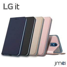 LG it LGV36 ケース 手帳 耐衝撃 au 撥水 lg イット カバー 手帳型 スマホケース スタンド機能 おしゃれ 防水 スマホカバー 衝撃吸収 スマートフォン カード収納